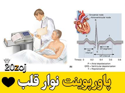 مجموعه ی آموزشی نوار قلب - ECG